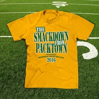 SUPERFAN GREEN BAY PACKER SHIRT