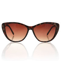 Tiger Eye Sunglasses