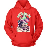 Until The Day I Die Weed Hoodie