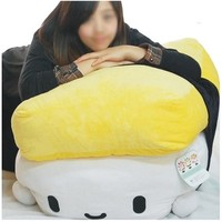 kawaii extra large bedding Egg Sushi Cushion hit gift pillow 28""