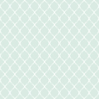 Removable Wallpaper - Robin's Egg Blue