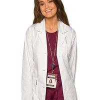 Buy Dickies EDS Missy Fit 28 inch Three Pocket Lab Coat for $18.45