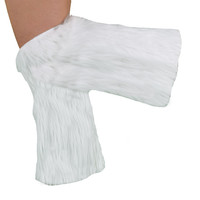 Rave Fluffies White