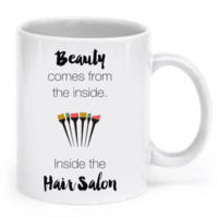 HAIR SALON MUG HAIRSALONMUG