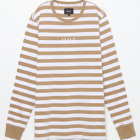 HUF Neutral Striped Long Sleeve T-Shirt at PacSun.com