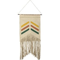 Macramé Dreamer Boho Decor Wall Hanging