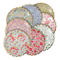 Assorted Liberty Large Plates