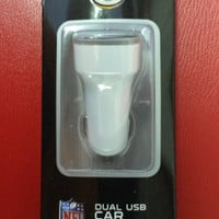 NFL Green Bay Packers Dual Port  Car Charger