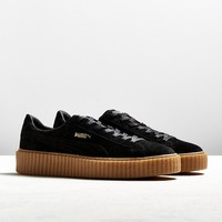 Puma Fenty by Rihanna Mens Suede Creeper Sneaker - Urban Outfitters