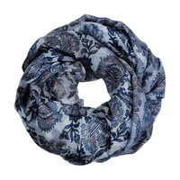 H&M Patterned Tube Scarf $9.95