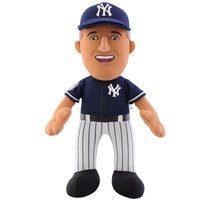 10 IN Plush Bleacher Creature New York Yankees Derek Jeter Road