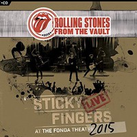 From The Vault: Sticky Fingers Live at The Fonda Theatre 2015 - Rolling Stones, CD