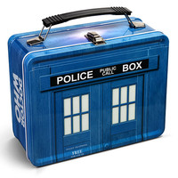 Doctor Who TARDIS Lunch Box