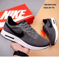 NIKE AIR MAX street fashion men and women breathable sneakers