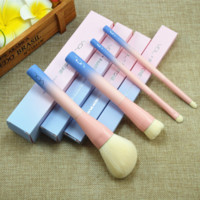 4PCS Gradient Makeup Brushes Cosmetics Tools