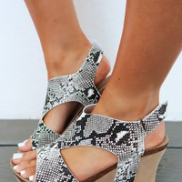 Snake Wedges: Multi