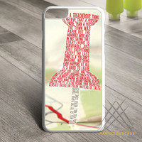 Paper Towns Collage Custom case for iPhone, iPod and iPad