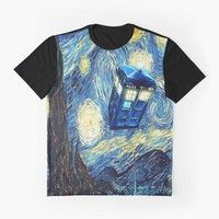 'Van Gogh' Graphic T-Shirt by sofich