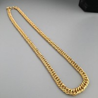 Stylish Gift Shiny New Arrival Jewelry Fashion Hip-hop Club Necklace [6542740227]