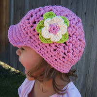 Spring Newsboy Hat Baby Toddler  You pick by SoLaynaInspirations