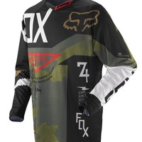Fox Racing 360 Machina Camo Jersey