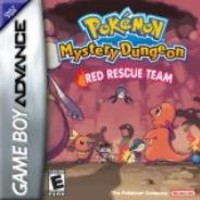 Pokemon Mystery Dungeon Red Rescue Team