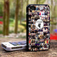 5 Seconds Of Summer Collage Case For iPhone 4 4s by CraftBoxGenius