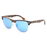 Ray-Ban Oversized Clubmaster Sunglasses Tortoise One Size For Men 26423340101