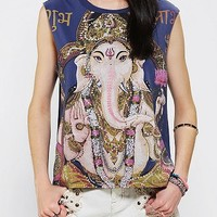 Truly Madly Deeply Ganesha Muscle Tee