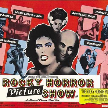 The Rocky Horror Picture Show (UK) 30x40 Movie Poster (1975)