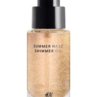 Body oil - Glitter/Metallic - Ladies | H&M GB