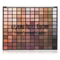 e.l.f. 144 Piece Eyeshadow Palette, Neutral, 3.05 Ounce