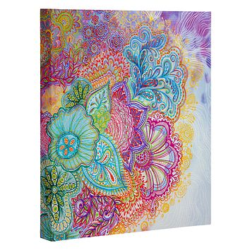 Stephanie Corfee Flourish Art Canvas