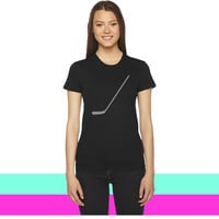 Hockey women T-shirt