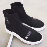 Balenciaga Women Fashion Socks Boots Sneakers Sport Shoes