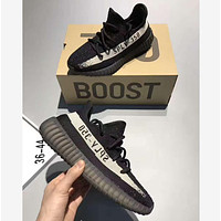 Adidas Yeezy 550 Boost 350 V2 Black-white
