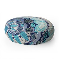 RosebudStudio Inspiration Floor Pillow Round