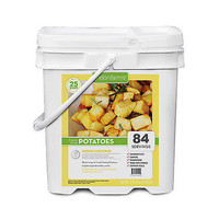 Lindon Farms 84 Servings Freeze-Dried Diced Potatoes