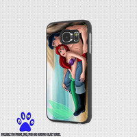 eric and ariel for iphone 4/4s/5/5s/5c/6/6+, Samsung S3/S4/S5/S6, iPad 2/3/4/Air/Mini, iPod 4/5, Samsung Note 3/4 Case * NP*