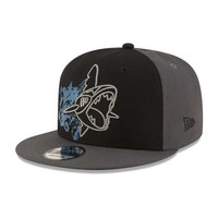 Sharpedo 9FIFTY Baseball Cap by New Era (One Size—Adult)