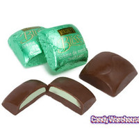Hershey's Bliss Green Mint Center Chocolates: 8.8-Ounce Bag | CandyWarehouse.com Online Candy Store
