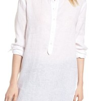 Stateside Shirting Tunic Top | Nordstrom