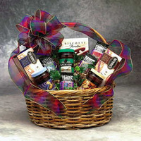 Coffee Connoisseur Gift Basket