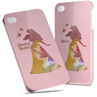 Aurora Quote Sleeping Beauty Disney - Hard Cover Case iPhone 5 4 4S 3 3GS HTC Samsung Galaxy Motorola Droid Blackberry LG Sony Xperia & more