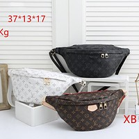 alwayn Louis Vuitton LV canvas vintage classic presbyopia chest bag waist bag shoulder bag