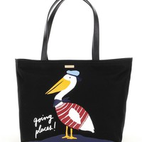 kate spade new york Expand Your Horizons Collection Francis Pelican Tote | Dillards