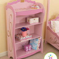 KidKraft Princess Bookcase - 76126