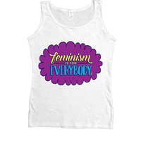 Feminism Is For Everybody (bell hooks) -- Women's Tanktop