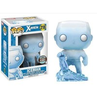Funko Pop Heroes X-Men Specialty Ice Man 218 13521