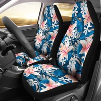 Hawaiian Print Car Seat Covers